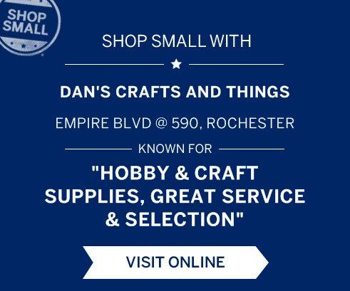 Small Business Saturday, November 30, 2013